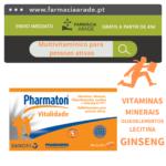Pharmaton suplemento alimentar energia