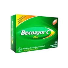BECOZYME C PLUS